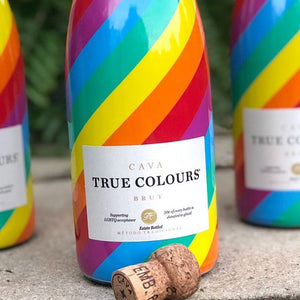 True Colours Cava - Sparkling Wine - Spain