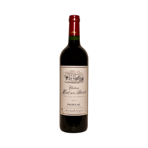 Chateau Haut de la Becade, Pauillac, Merlot, Cabernet Franc, Cabernet Sauvignon, Bordeaux, Fine Wine, Rare Wine, The Lady Pearly, Washington DC, District of Columbia, Kevin A. Brown