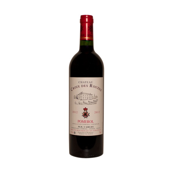 Chateau Croix Des Rouzes, Pomerol, Merlot, Cabernet Franc, Bordeaux, Fine Wine, Rare Wine, The Lady Pearly, Washington DC, District of Columbia, Kevin A. Brown