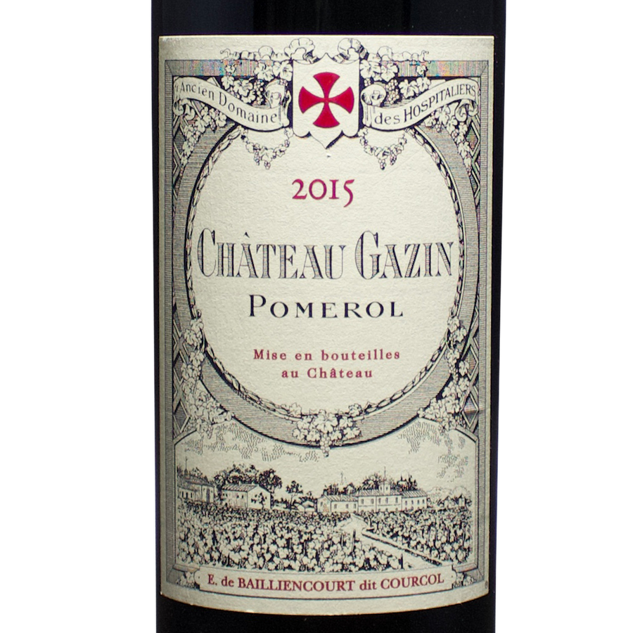 2015, chateau gazin, pomerol, bordeaux france, red wine, the lady pearly, district of columbia, virginia, nevada, california
