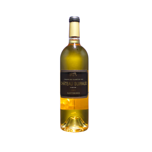2005 chateau guirand, sauternes, france, sweet wine, granf cru classe, 1855, the lady pearly