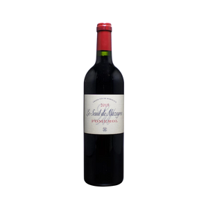 the lady pearly, chateau mazeyres, le seuil de mazeyres, pomerol, 2015, red wine, bordeaux