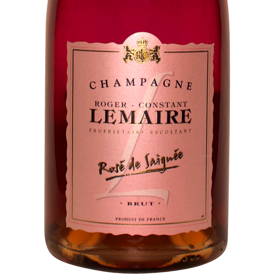 roger constant lemaire, champagne france, marne valley, pinot noir, pinot meunier, rose, the lady pearly, fine wine, washington DC, magnum