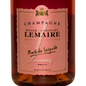 vroger constant lemaire, champagne france, marne valley, pinot noir, pinot meunier, rose, the lady pearly, fine wine, washington DC