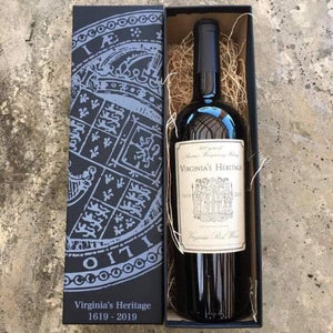Virginia's Heritage, Red Blend Virginia