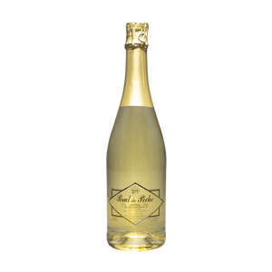 Monsieur Touton, Brut de Pêche - Sparkling Wine. Virginia, California, Nevada