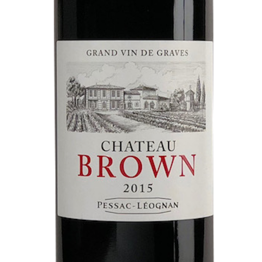 Chateau Brown, graves, Bordeaux, Wine, The Lady Pearly, Washington DC, District of Columbia