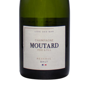 moutard pere & fils, champagne, cotes de bar france, chardonnay, brut reserve, the lady pearly, washington dc, virginia