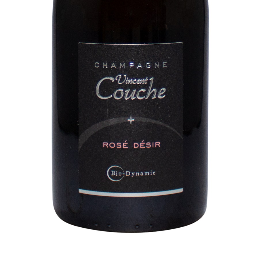 Vincent Couche, Champagne, France, Cotes de Bar, Rose, Pinot Noir, Chardonnay, Fine Wine, Rare Wine, The Lady Pearly, Washington DC, District of Columbia, Kevin A. Brown, organic wine, biodynamic wine
