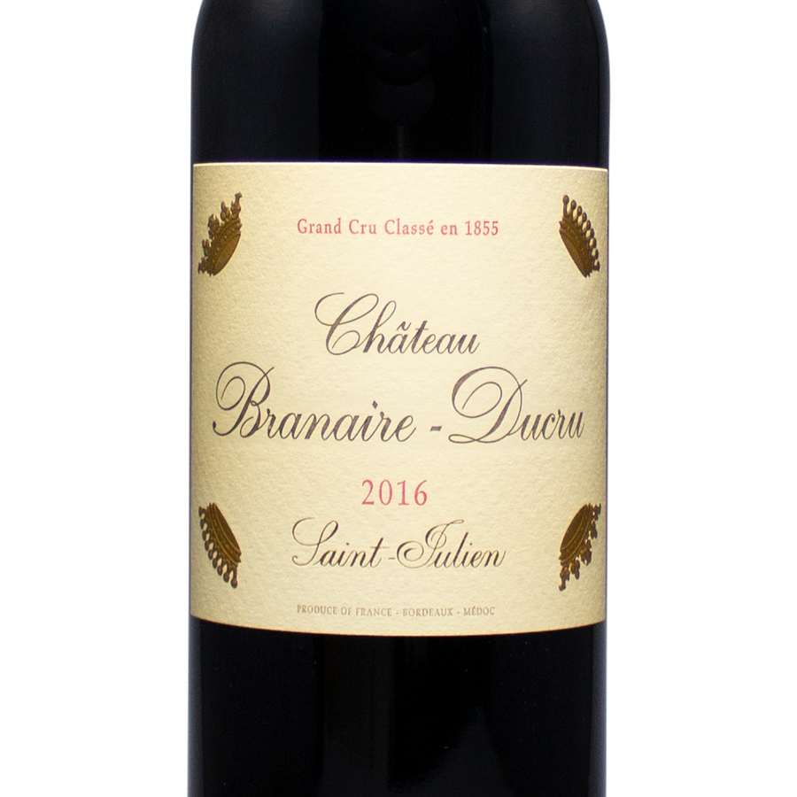 2016, chateau branaire-Ducru, Saint Julien, Bordeaux France, red wine, washington dc, the lady pearly