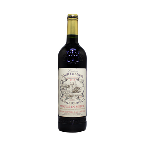 2015 chateau tour granins grand poujeaux, moulis-en-medoc, bordeaux france, the lady pearly, virginia, nevada