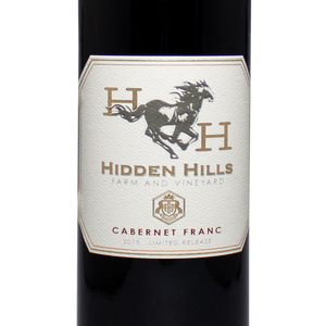 2015 hidden hills farm and vineyard, cabernet franc, red wine, frederick maryland, the lady pearly, washington DC.