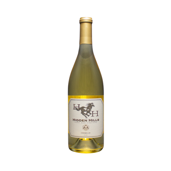 2018 hidden hills vineyard, cremello, sauvignon blanc, white wine, frederick, maryland, the lady pearly