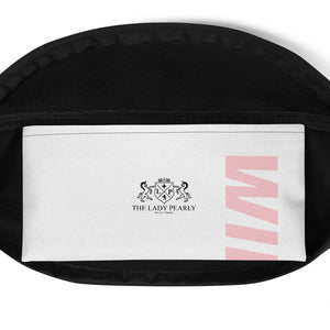 WINE Fanny Pack - White