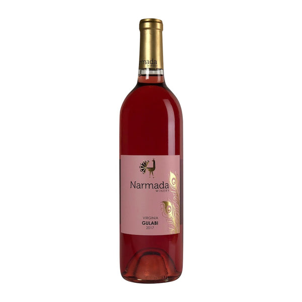 Narmada Winery - Gulabi Rosé - Virginia