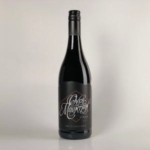 Over The Mountain - Syrah - South Africa