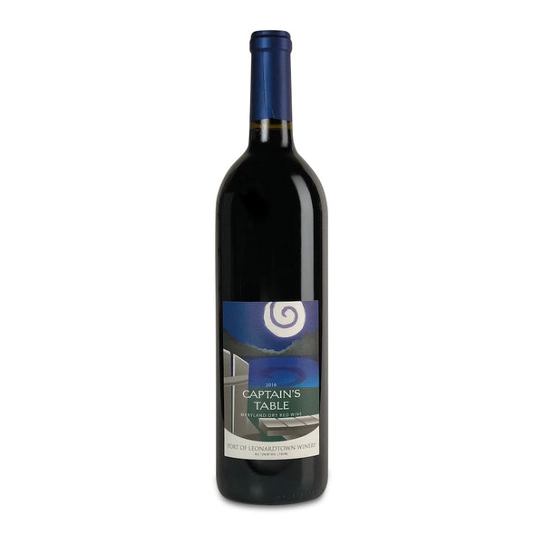 Port of Leonardtown Winery - Captain's Table Red - Maryland
