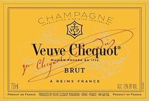 Veuve Clicquot w/Ice Jacket- Champagne - France