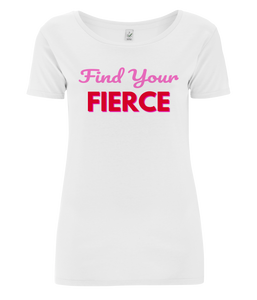 Find Your FIERCE Tee