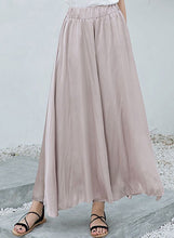 Load image into Gallery viewer, Women's Fashion Solid High Waist Loose Fit Wide Leg Pants