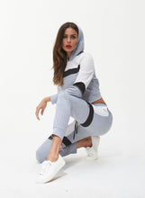 Load image into Gallery viewer, Fashion Casual Sportswear Suit Women Hoodies Sweatshirt Suit