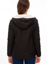 Load image into Gallery viewer, Women Winter plus velvet lamb hooded Coats