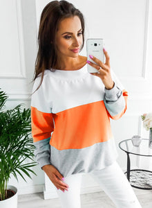 Long Sleeve Sweatshirt Hoodie Loose Casual Tops Tee Shirt Hoodies
