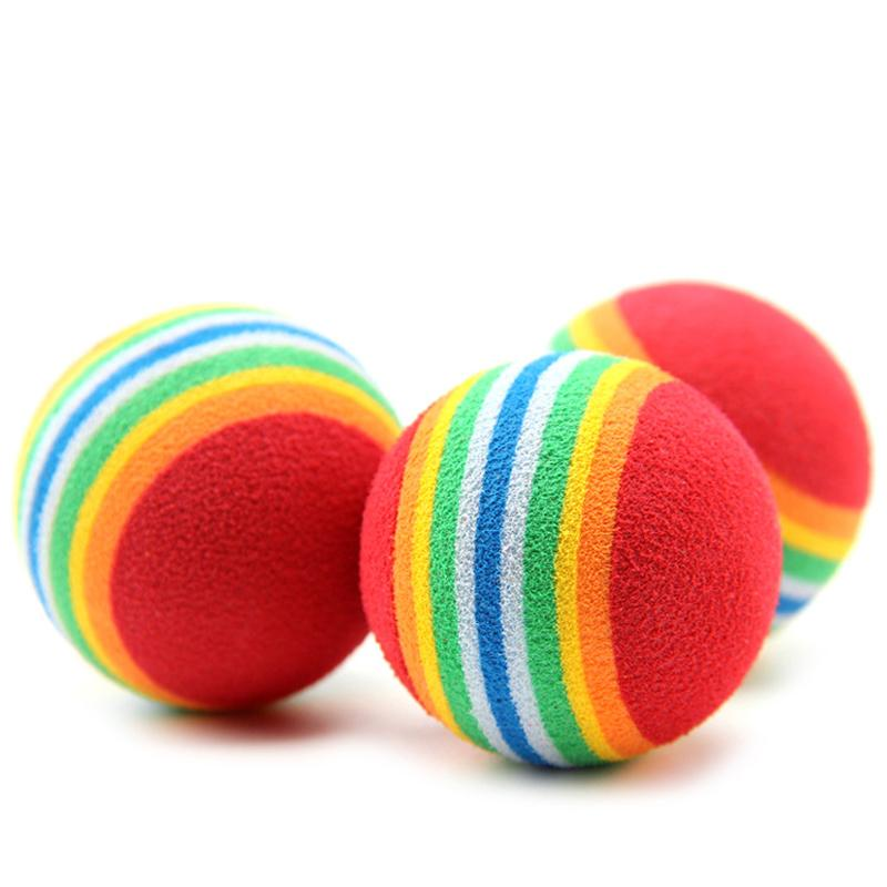 10PC/Lot Ball Dog Toys