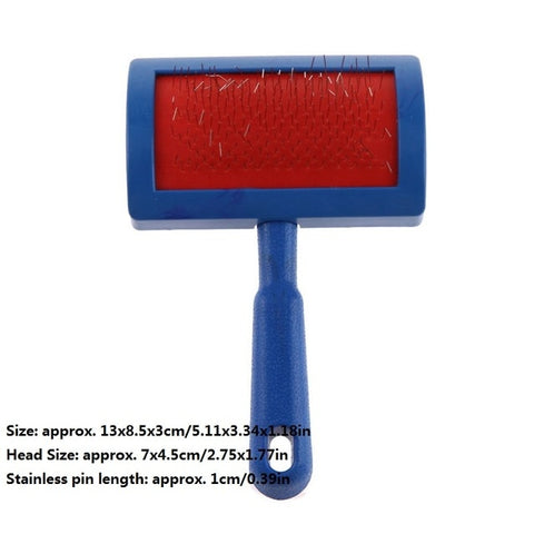 Pin Rake Brush