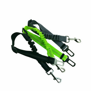 Dog Seat Belt Elastic and Reflective