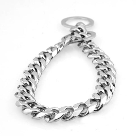 Image of 15mm Stainless Steel Dog Collar