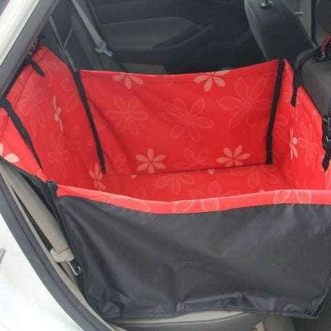 Sunflower Waterproof Seat Cover