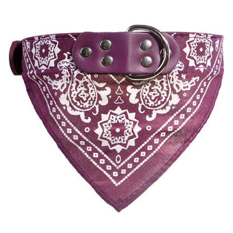 Image of Dog Bandana Collar