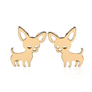 Image of Chihuahua Earrings