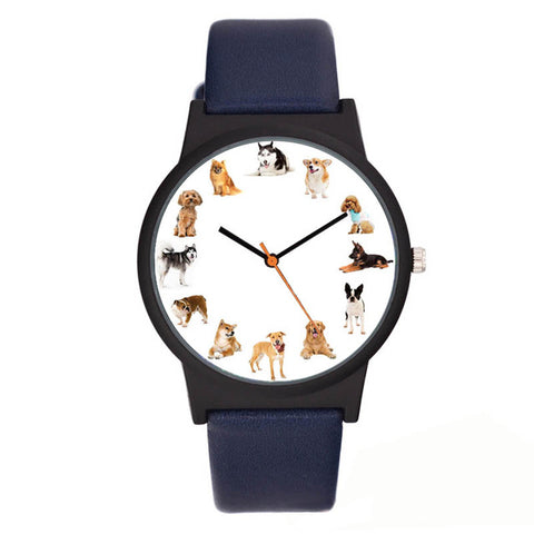Lovely dog watch