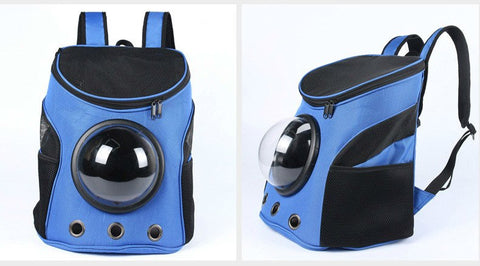 Image of Dog Space Capsule