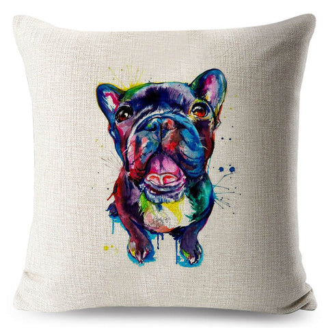 Dog Pillow 3D