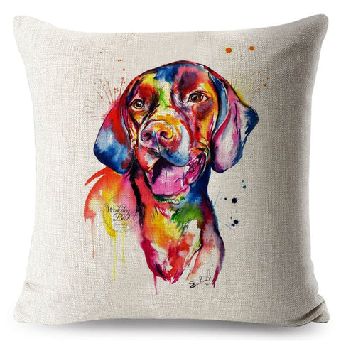 Image of Dog Pillow 3D