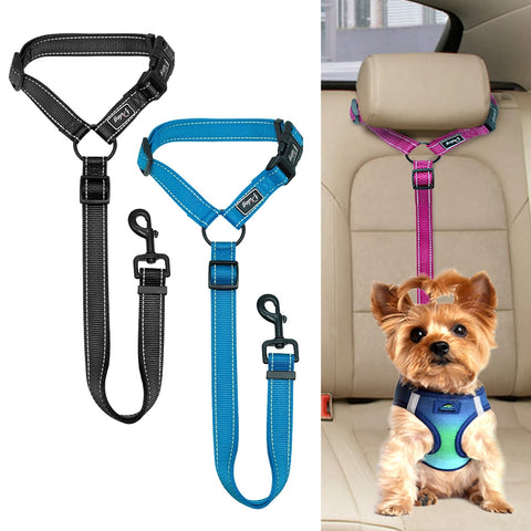 Image of Dog Car Seat Belt