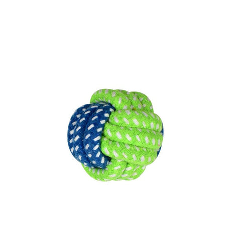 Cotton Dog Toy Knot
