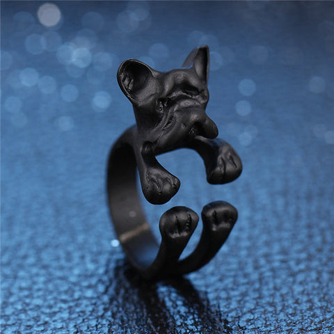 Image of Adjustable Bulldog Opening Rings