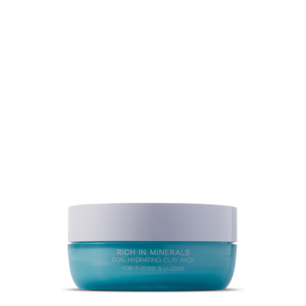 Rich in Minerals Dual Hydrating Clay Pack (For T-Zone & U-Zone)