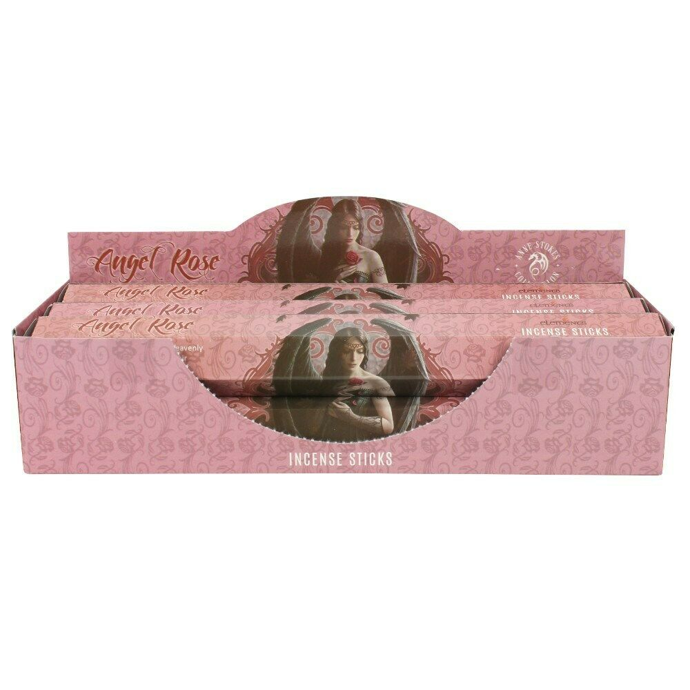 Anne Stokes Angel Rose Incense Sticks