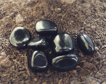 Load image into Gallery viewer, Natural Gems - Black Obsidian