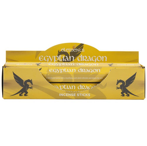 Elements Egyptian Dragon Incense Sticks