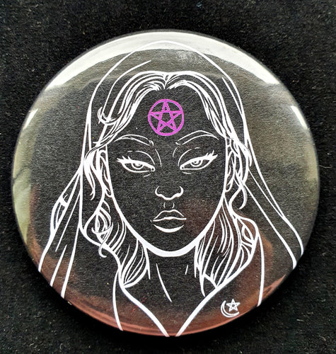 Goddess Pocket Mirror
