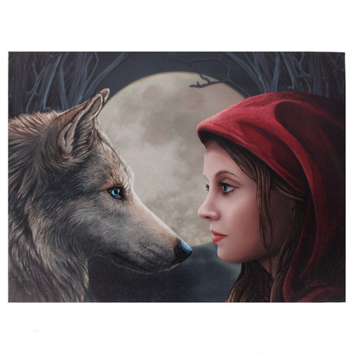 Lisa Parker Large 'Moonstruck' Canvas