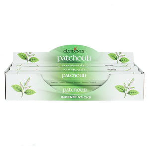 Elements Patchouli Incense Sticks