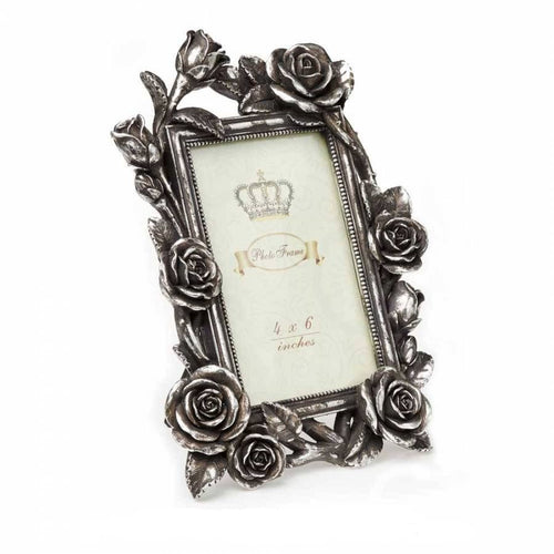 Alchemy Gothic Rose & Vine Photo Frame