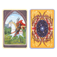 Load image into Gallery viewer, Mystical Lenormand Oracle Cards